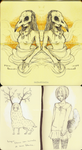 moleskine sketches2
