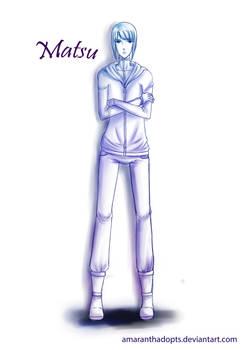 Gift: Matsu