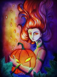 Happy Halloween by AmaranthicalRose