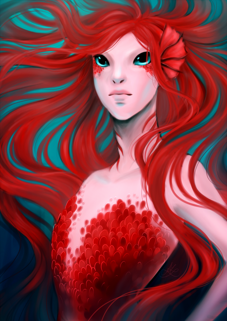 Red by AmaranthicalRose