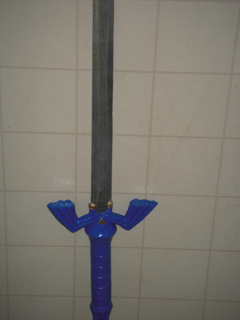 Master Sword - COMPLETE! by mnementh2000
