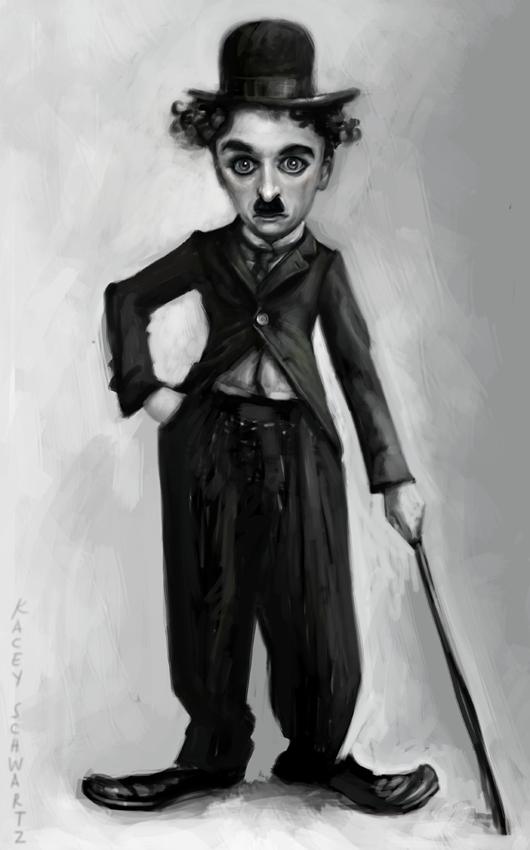 Chaplin by KaceySchwartz