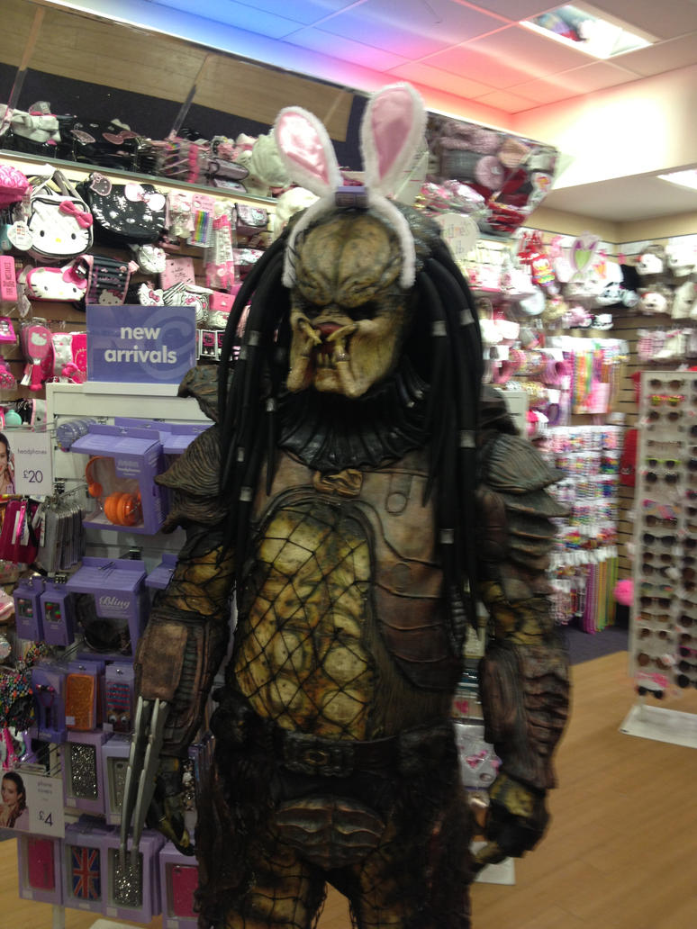Predator halloween costume? by PedroTpredator on DeviantArt