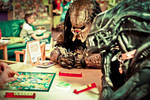 Alien vs Predator :Scrabble edition