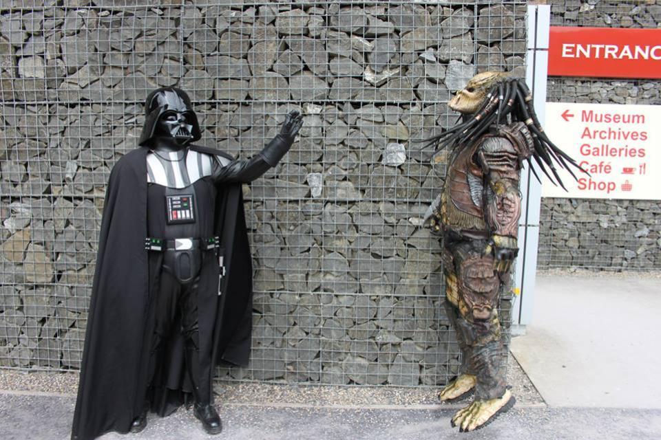 Vader CANUNOT! by PedroTpredator