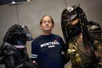 Alien Loves Predator UK Meets Bishop