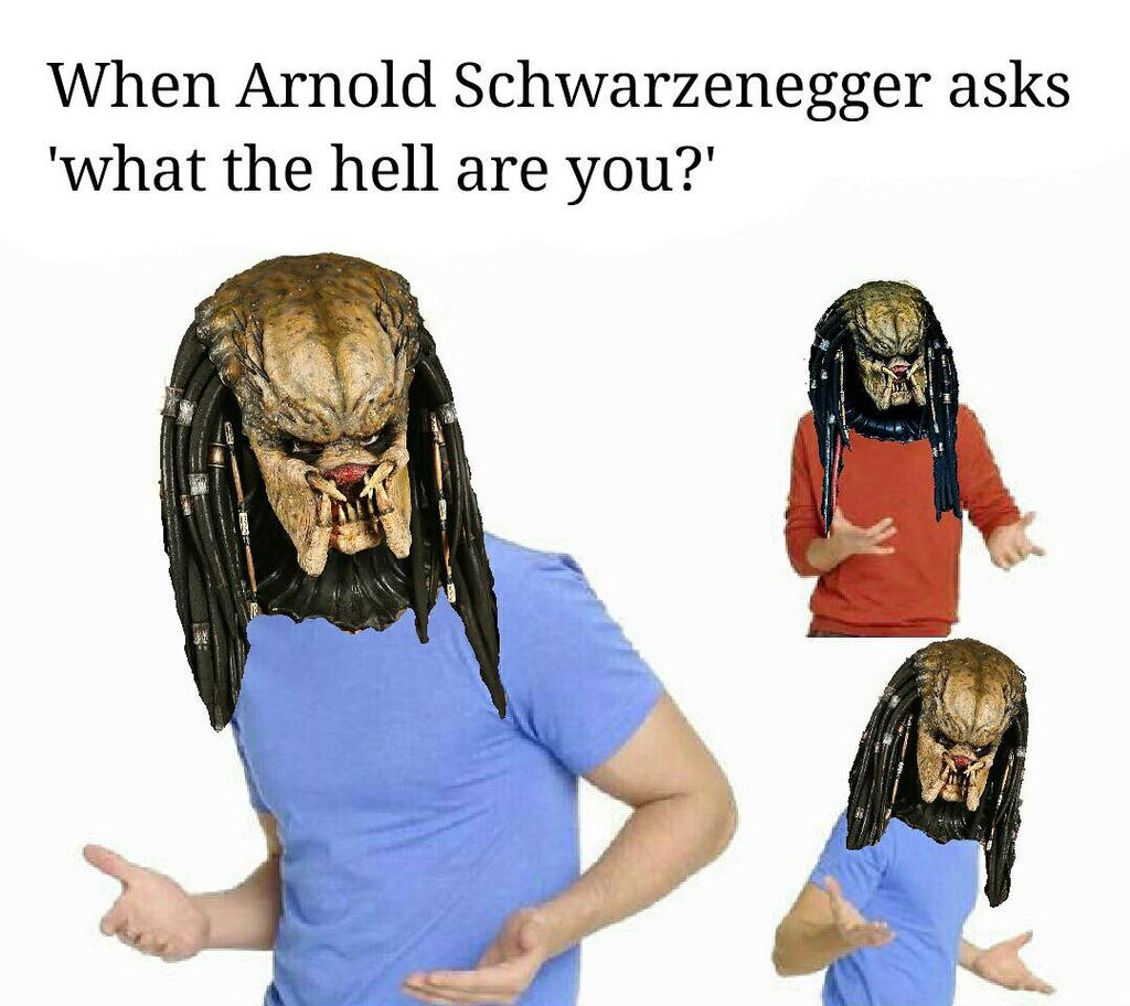 What the hell are you?