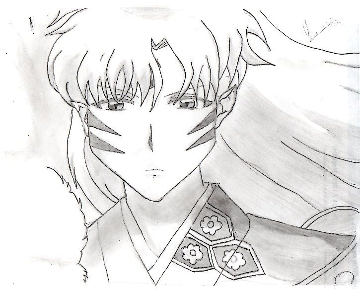Sesshomaru by Acissey2424