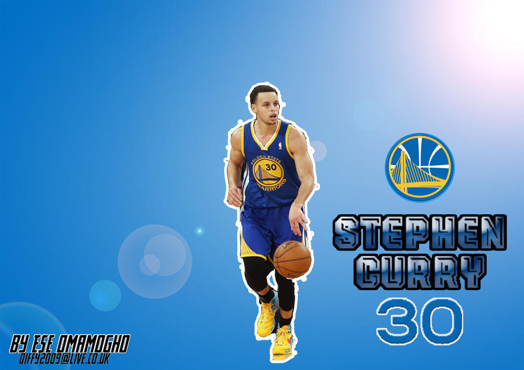 Stephen Curry Wallpaper 2 By Diffy2009