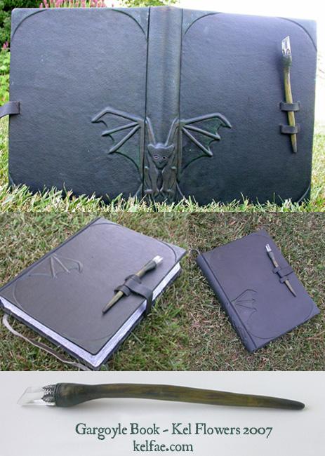GargyBook by myceliae