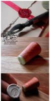 Tutorial -  Personal Wax Seal