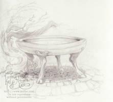 Cauldron by myceliae