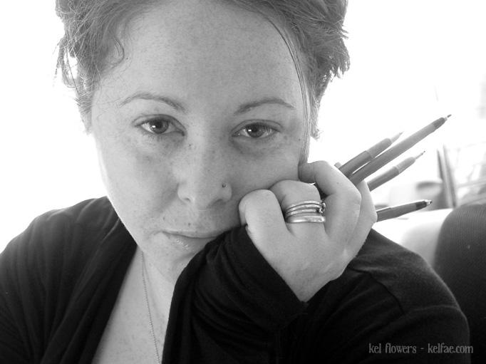 Self Portrait by myceliae
