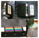 Rainbow Butterfly Book