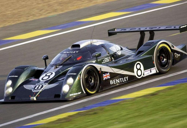 Bently Race Car At Le Mans By Notoothus On Deviantart