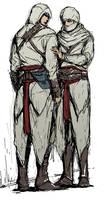 'Be careful, Altair..'