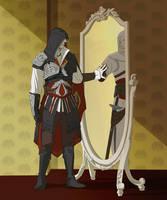 reflection by doubleleaf