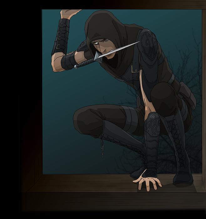 Thief by doubleleaf