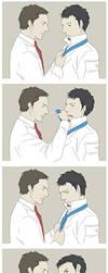 tie a tie by doubleleaf