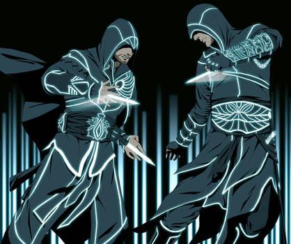 Assassins in TRON