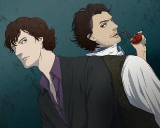 Sherlocks by doubleleaf