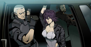 Ghost in the Shell S.A.C.
