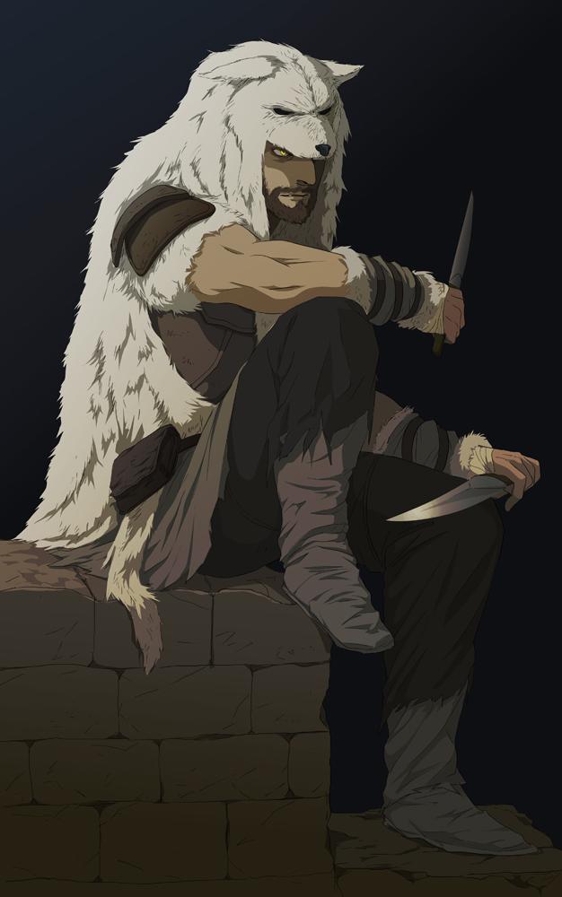 Wolfman by doubleleaf