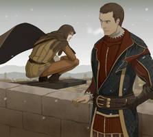 Machiavelli, La Volpe by doubleleaf