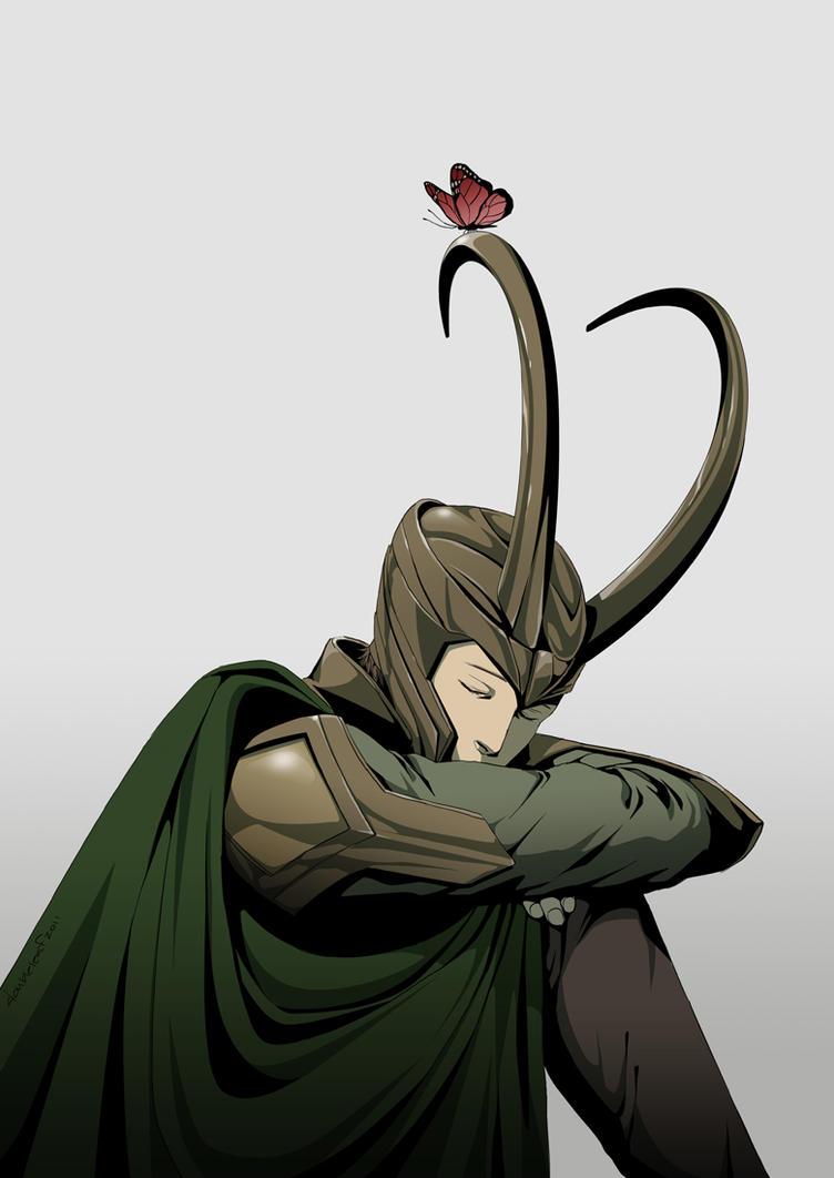Loki by doubleleaf