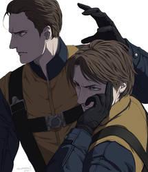 X-Men:First Class by doubleleaf