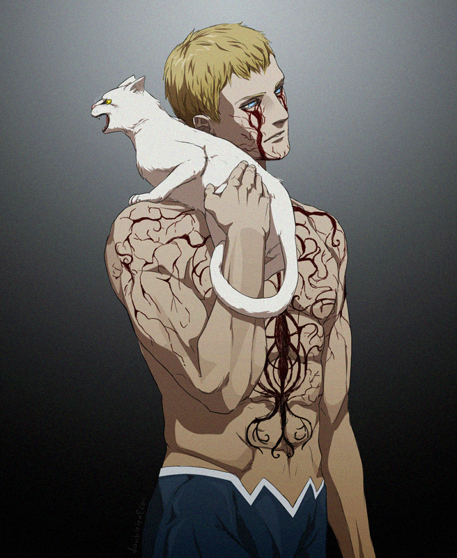 Animal Man by doubleleaf
