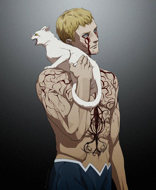 Animal Man by doubleleaf