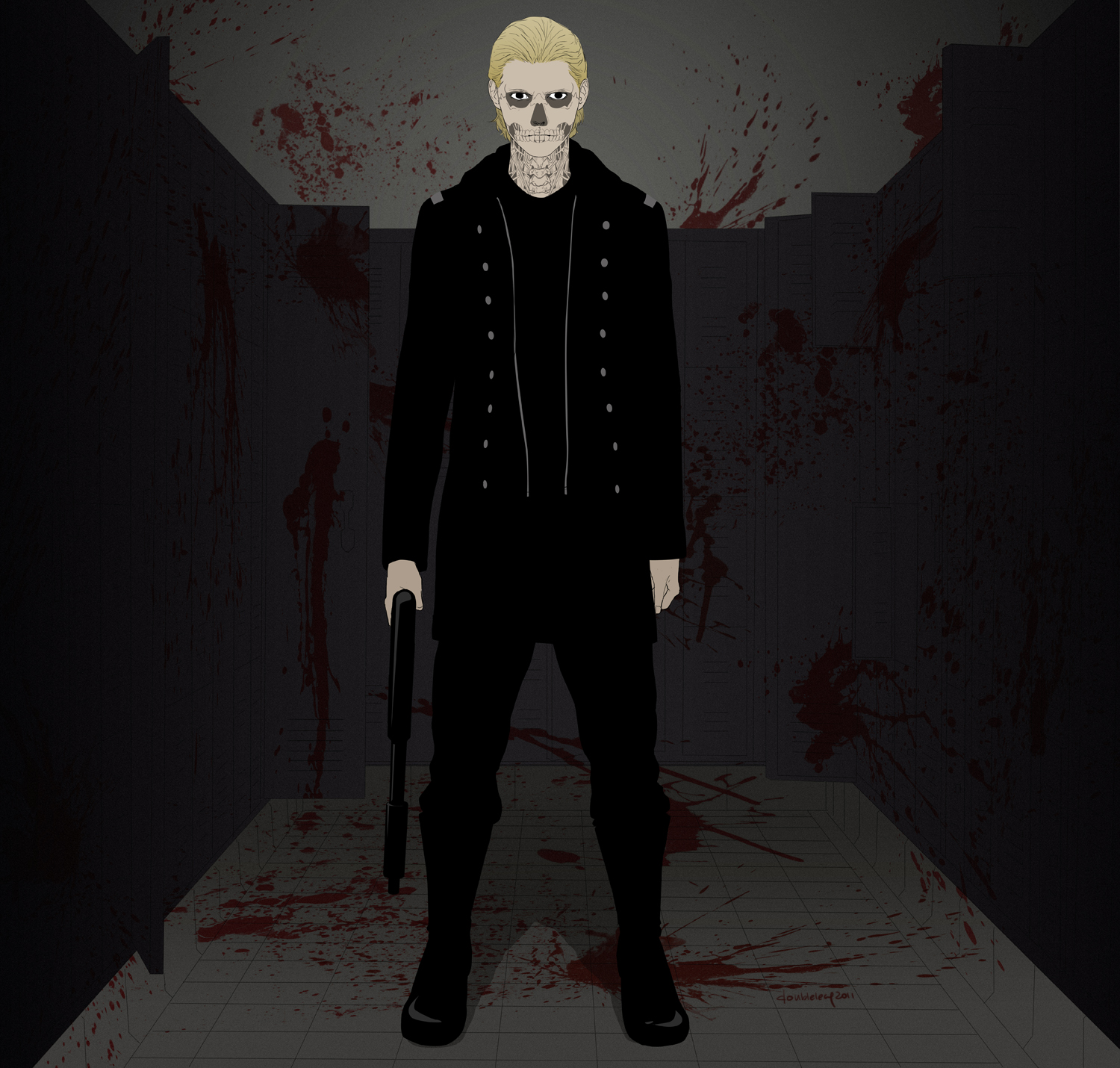 Tate Langdon by doubleleaf