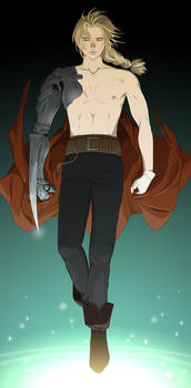 E for Edward Elric
