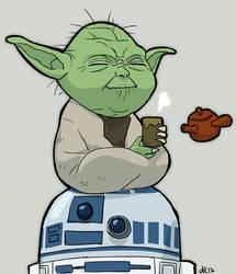 Y for Yoda
