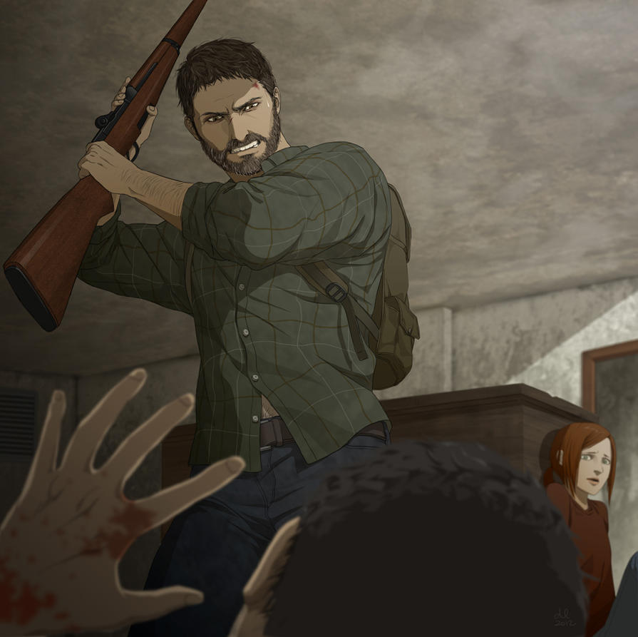 The Last of Us by doubleleaf on DeviantArt