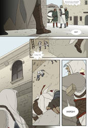 Serves You Right (Page 2 of 9) by doubleleaf
