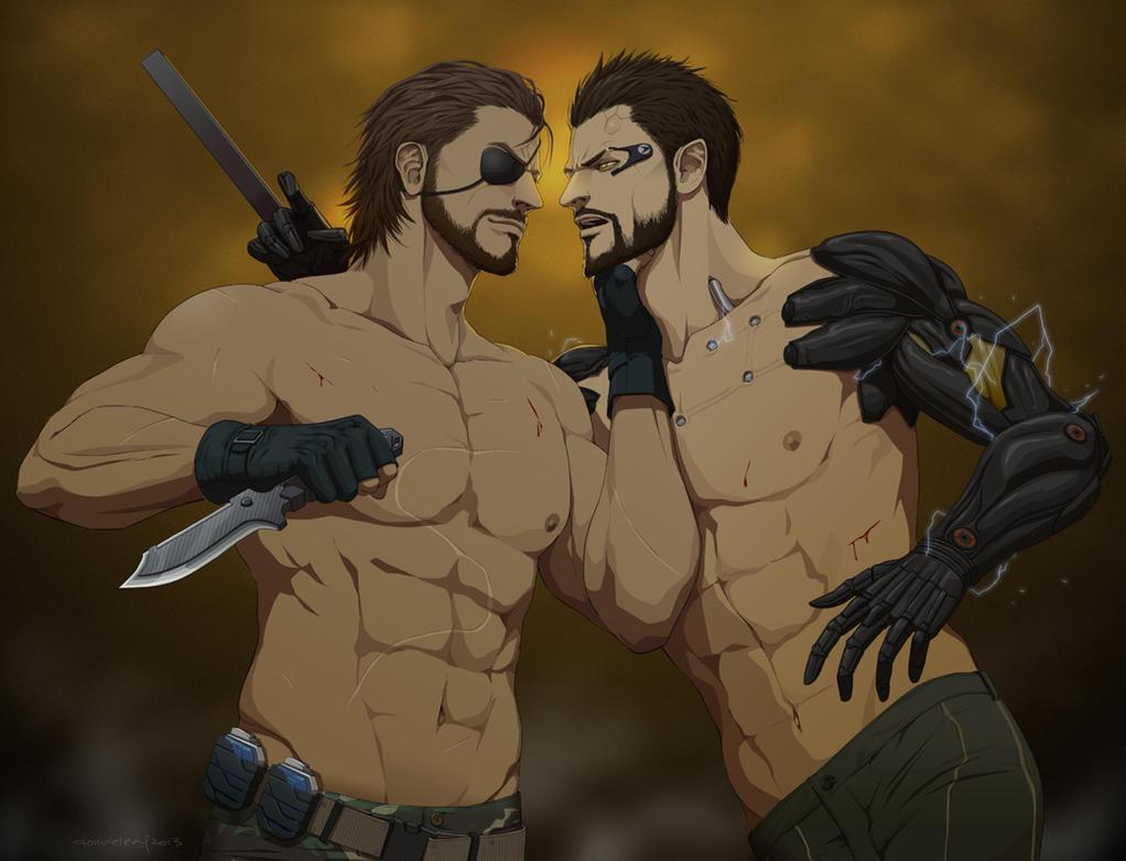Metal Gear Solid Gay 83