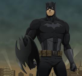 Captain Bat by doubleleaf