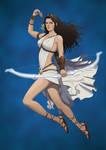 Revenge of the Pantheons : Artemis