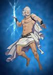 Revenge of the Pantheons : Zeus