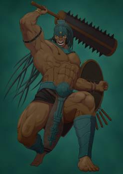 Revenge of the Pantheons : Cabrakan