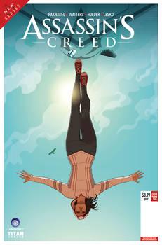 Titan Comics - Assassins Creed Uprising #2 Cover