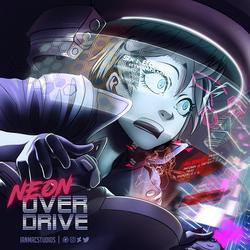 Neon Overdrive - Mecha Chase