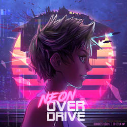 Neon Overdrive - Album Art