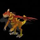 Z-Raptor Spore by sabermist3