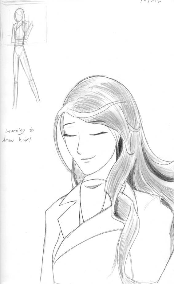 Mitsuru-ish by chad-spider