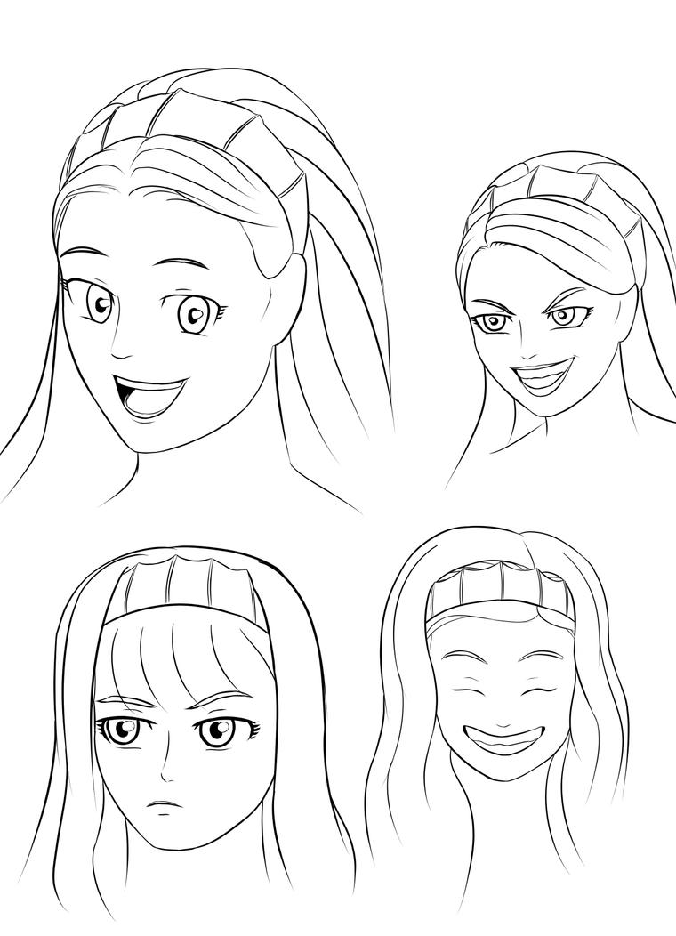 Hairbands by chad-spider