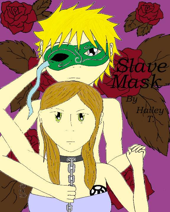 Slave Mask Cover by dustbunniehailey