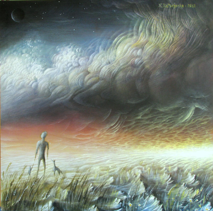 Nomad (When the wild wind blows) by nik159